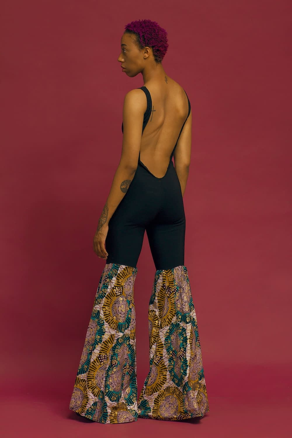 THE SOLE II JUMPSUIT